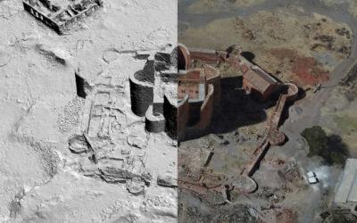 Projekt Hayastan – pevnost Dashtadem