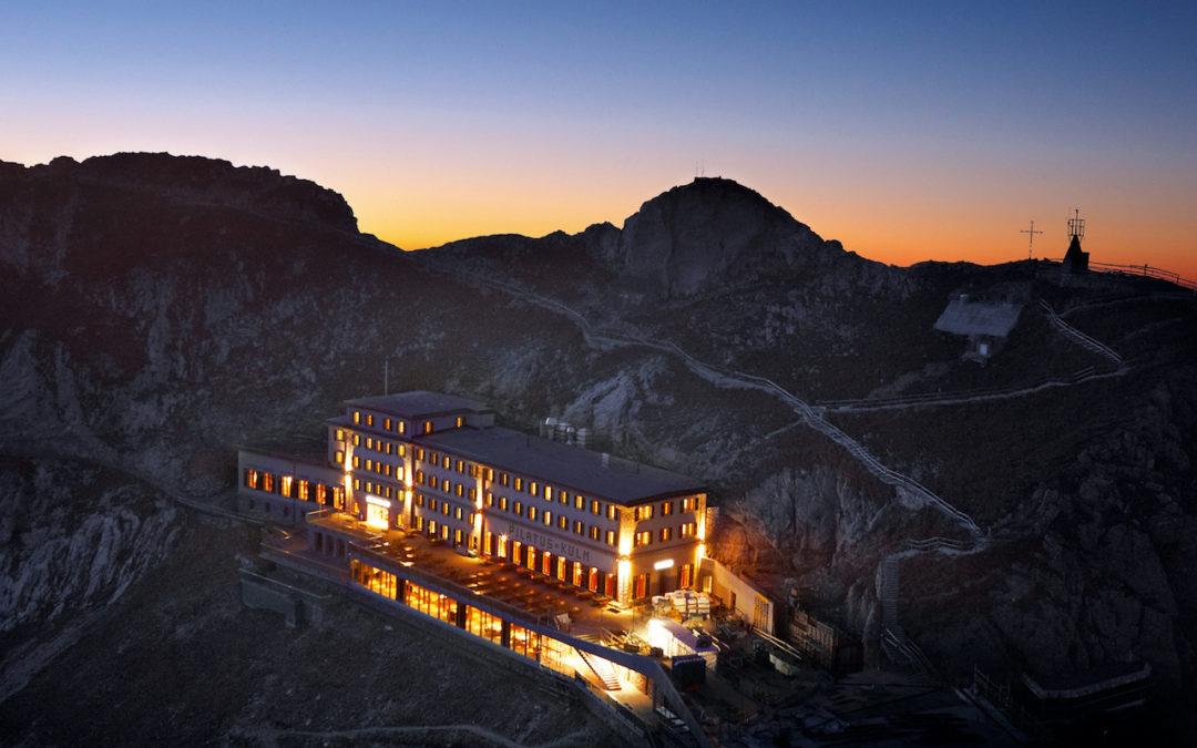 Zakázaná hora: Dračí gondolou na vrchol Pilatus