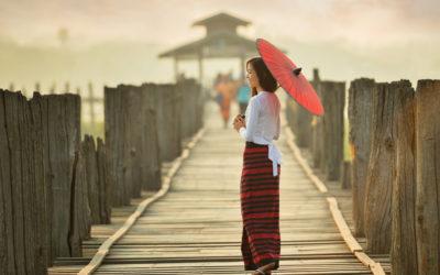 10 zážitků, které si musíte odvézt z Myanmaru