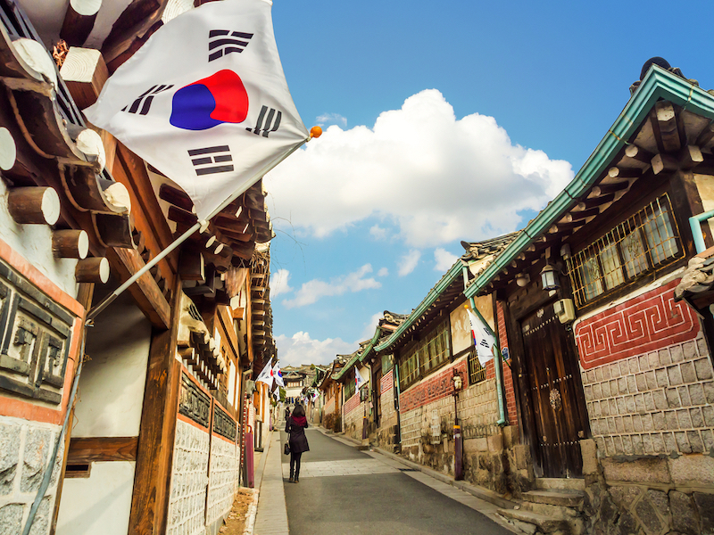Jižní Korea a ty nejužitečnější tipy pro první cestu