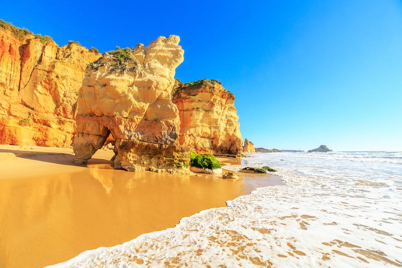 Portugalsko pláž