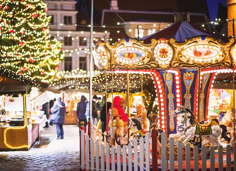 Kam vyrazit za nejlepšími vánočními trhy v Evropě