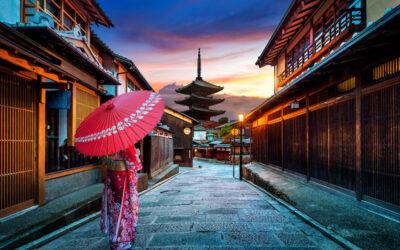 Nejlepší asijská města pro milovníky procházek