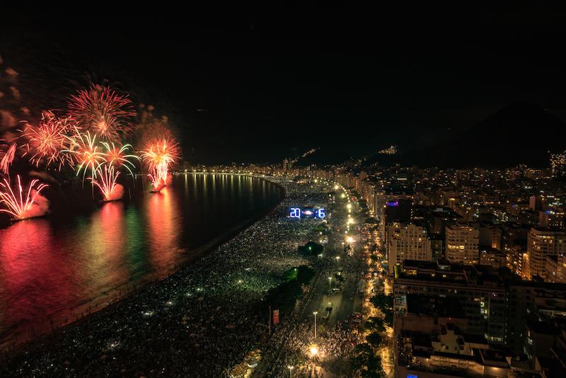 silvestr Rio de Janeiro