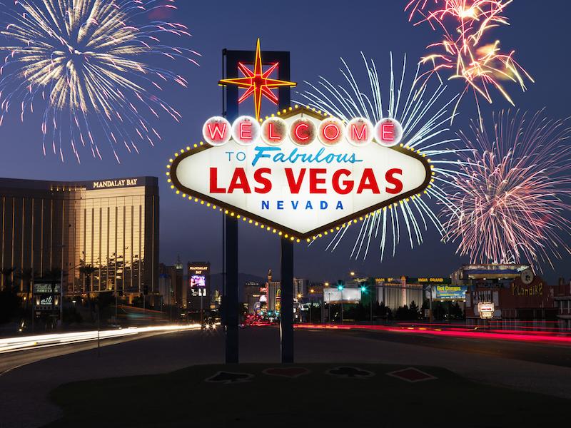 silvestr Las Vegas