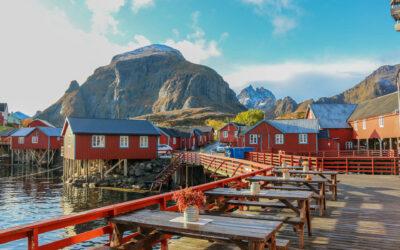 Tři na cestách: Jak se měl Méďa v Norsku?