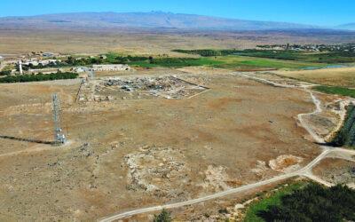 Projekt Hayastan: Archeologická lokalita GHANJYAN BLUR (Chandžan Blur)