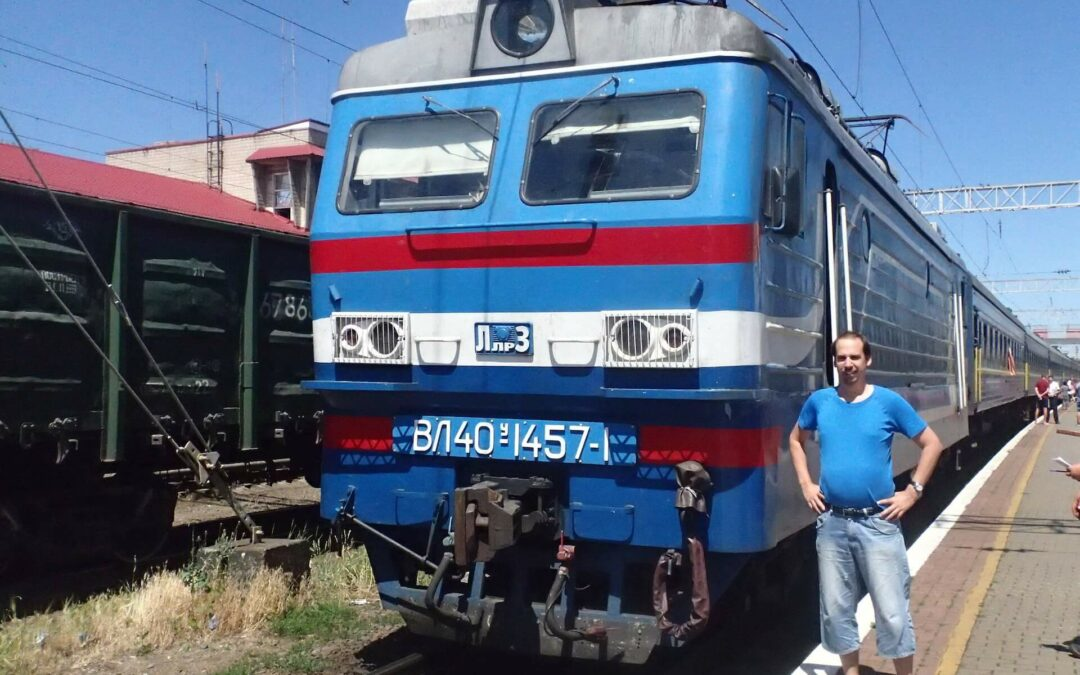 Jak vlakem z Havířova k Černému moři