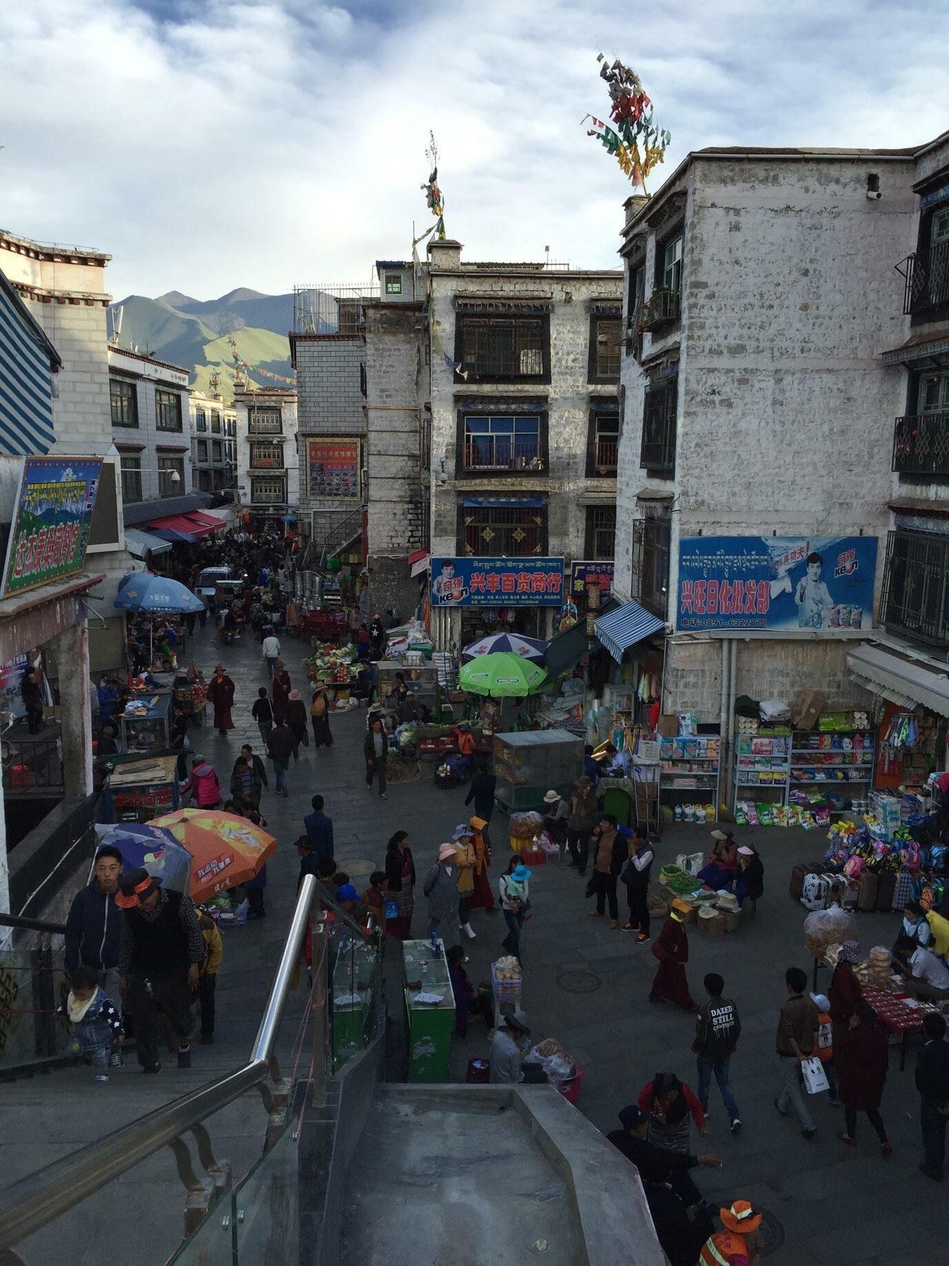 Radka Darebná Tibet