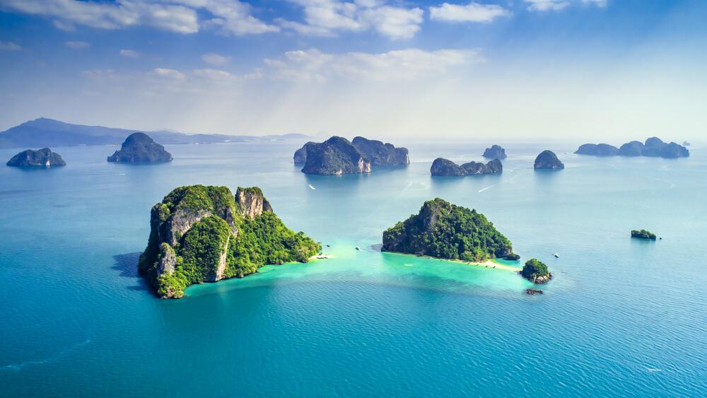 Ostrovy v Thajsku, které turisté zatím neobjevili