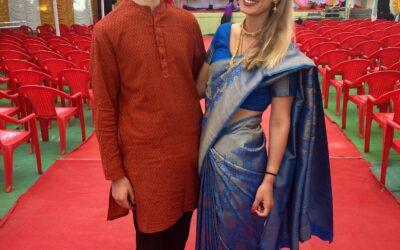 Indická svatba očima Kristýny Šrédlové