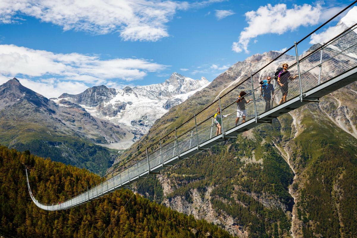 10 důvodů, proč se v létě vydat do Švýcarska