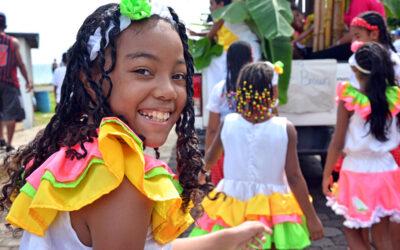 Krabí festival v Nikaragui