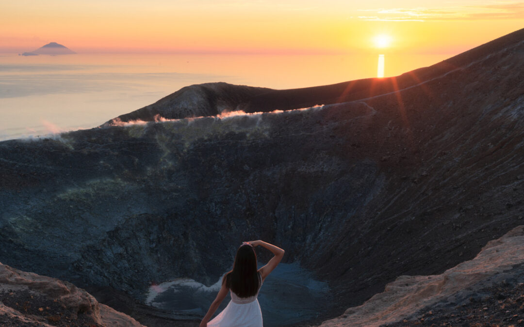 Sopečné ostrovy Stromboli & Vulcano