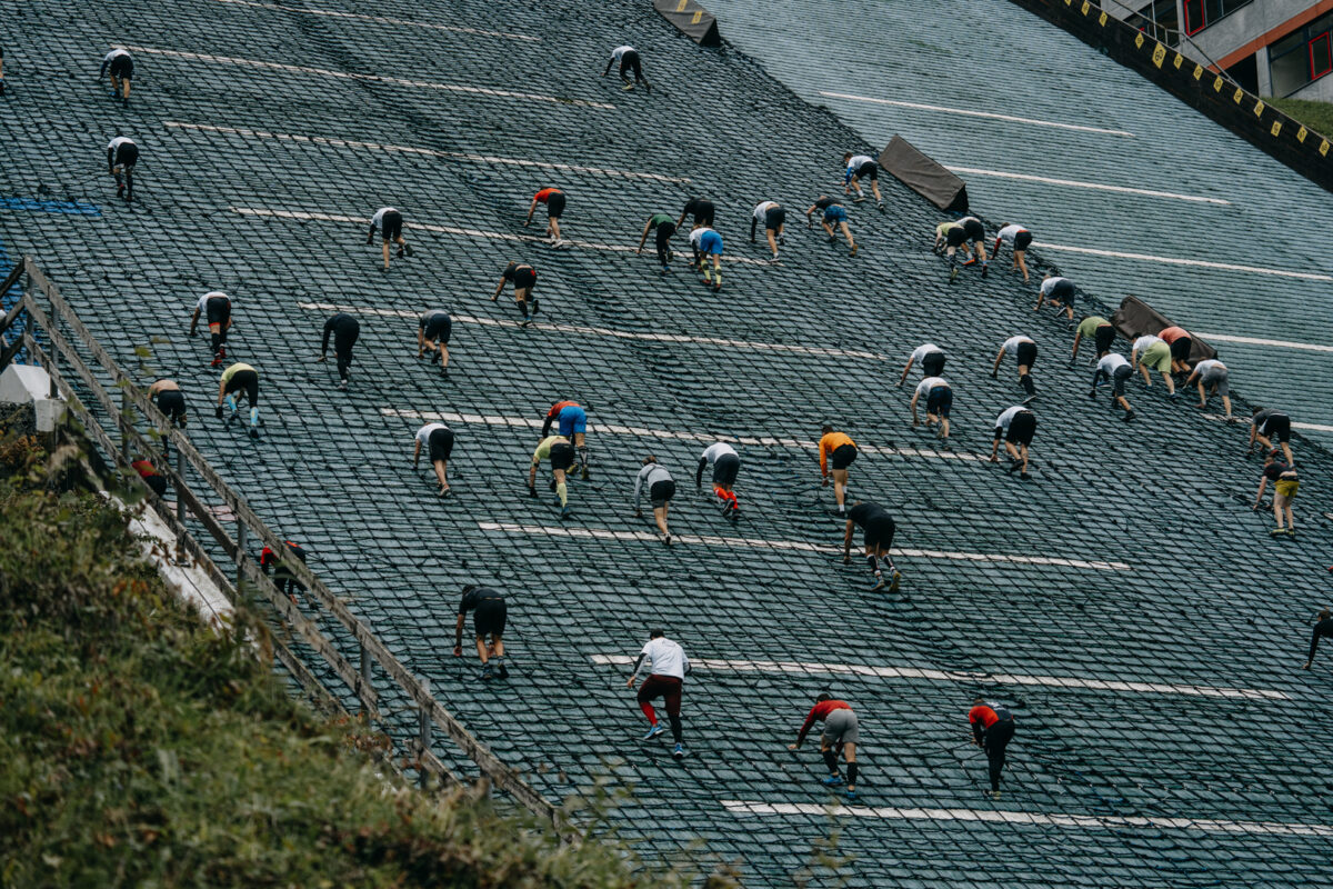 Nejtěžších 400 metrů v životě: Závod, kde běžíte vedle profíků i celebrit